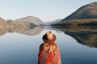 Фото Телецкого озера