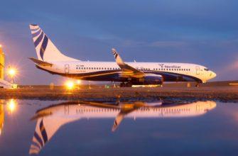 Фото самолета авиакомпании NordStar