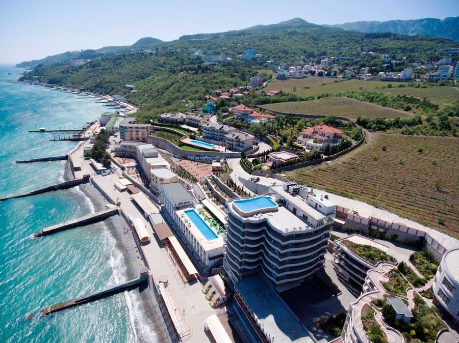 Livadiyskiy Spa & Hotel (Ливадия)
