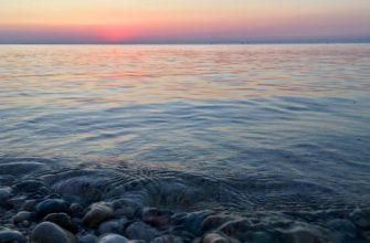 Фото побережья в Крыму