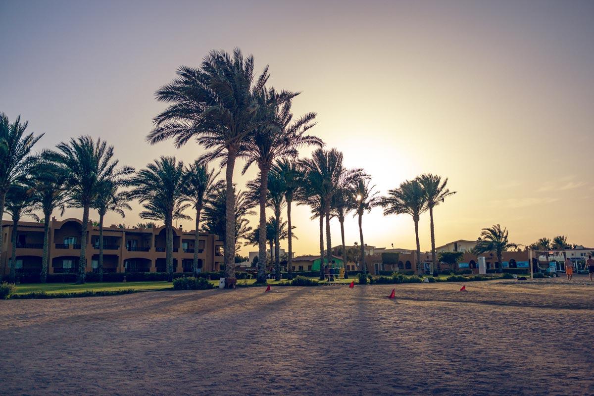 Фото курорта Хургада