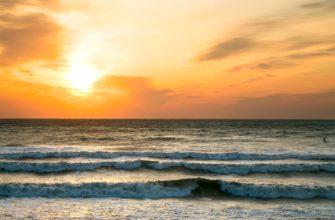 Фото пляжного отдыха в Крыму