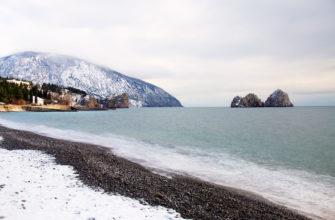 Фото Крыма в декабре